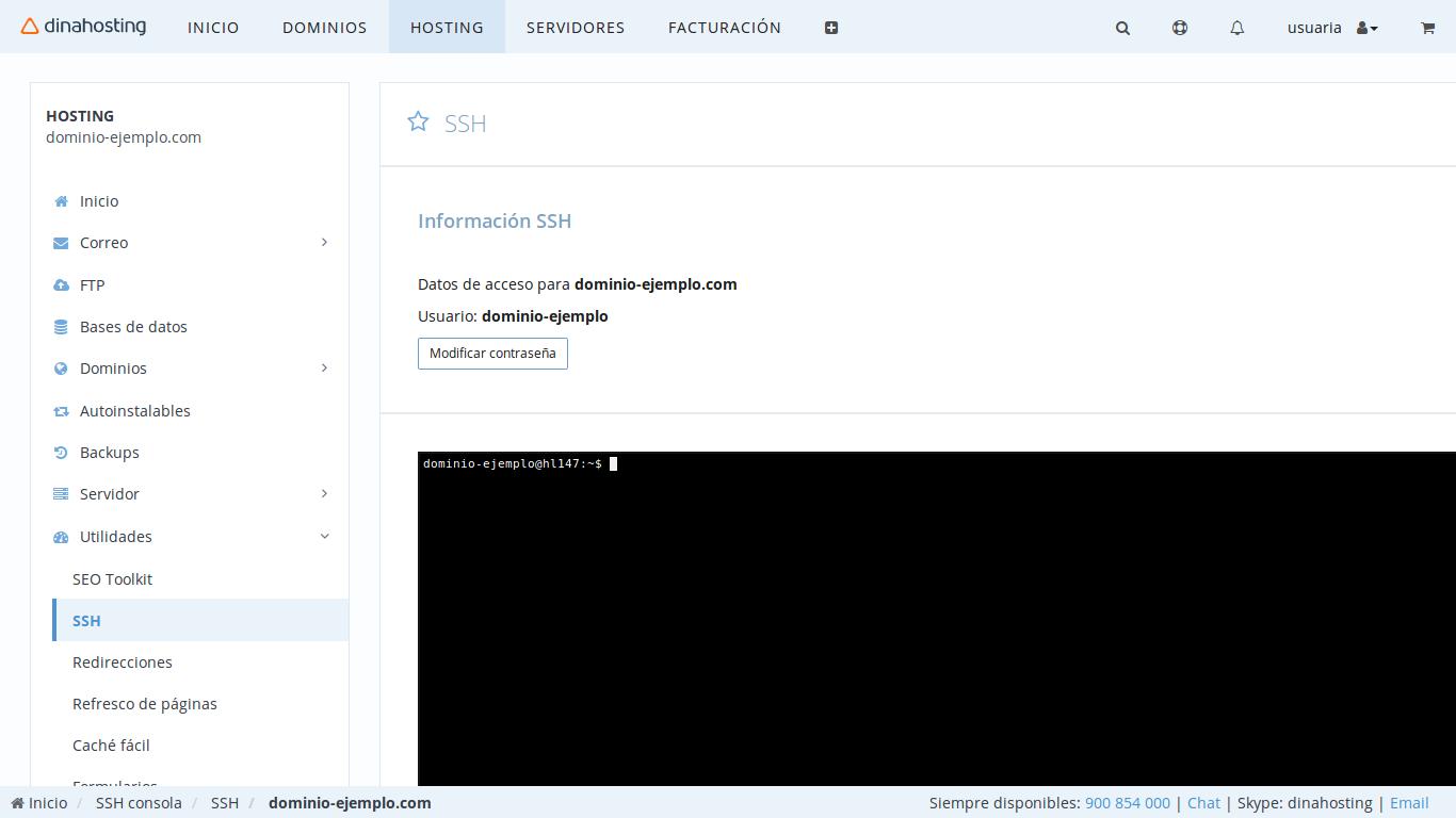 Linux SSH