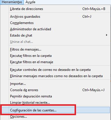 correo Mozilla dinahosting