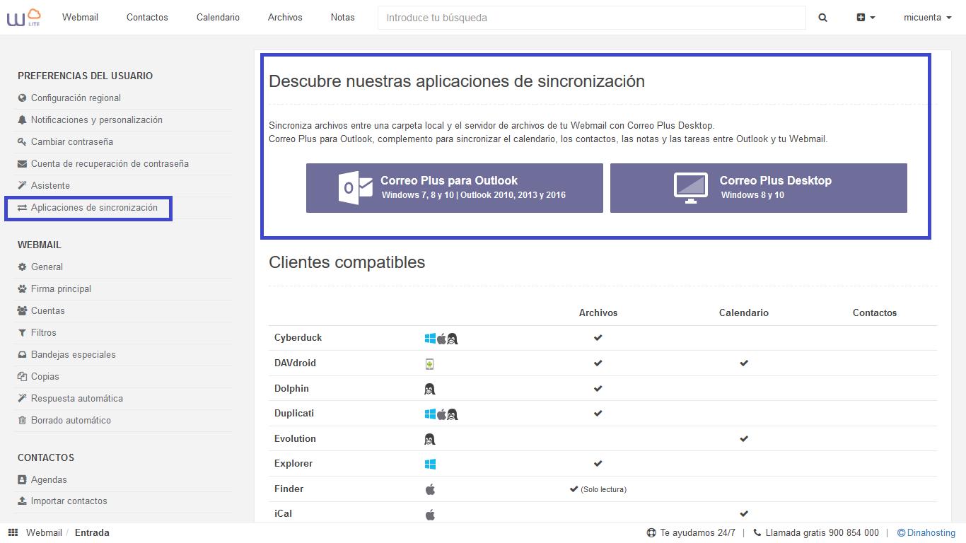 Aplicaciones para sincronizar archivos en Windows