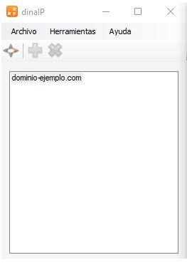 usar dinaip en Windows