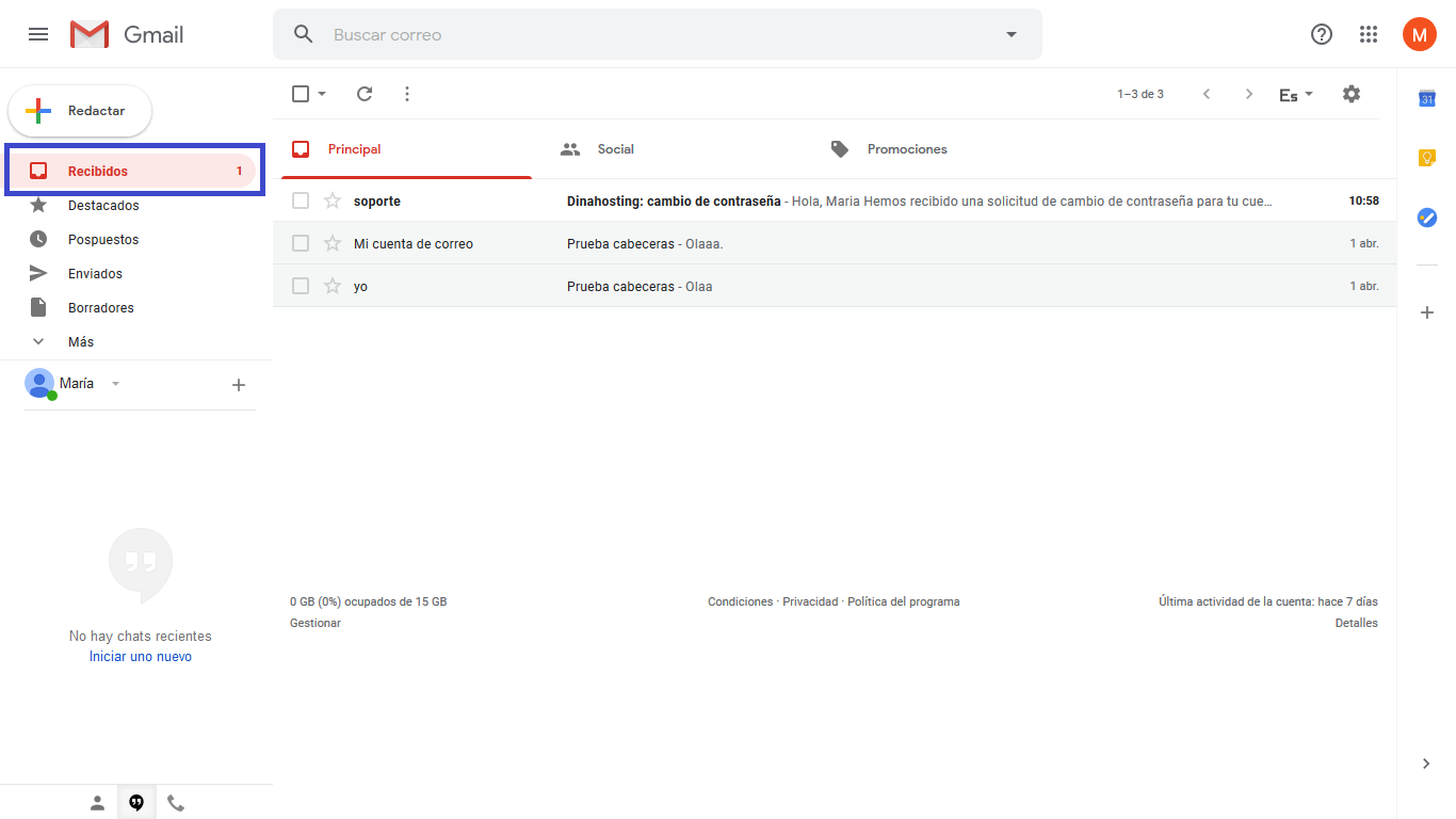 evitar que gmail etiquete correos legítimos como spam