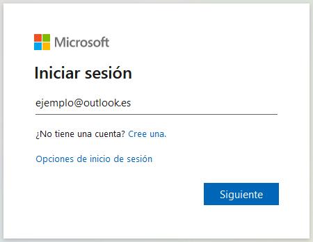 Configurar correo en Outlook y Hotmail