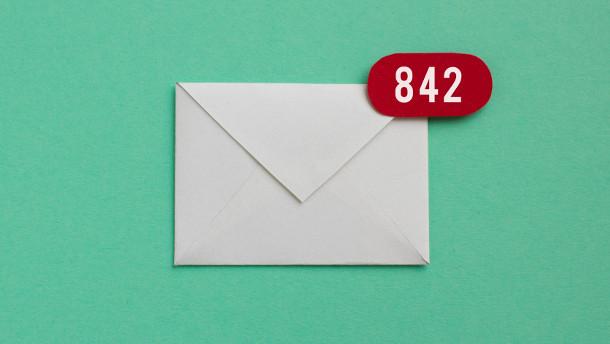 correos sin leer