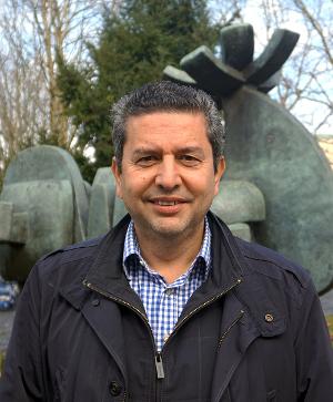 Jose Ramón Porto, coordinador do Mestrado
