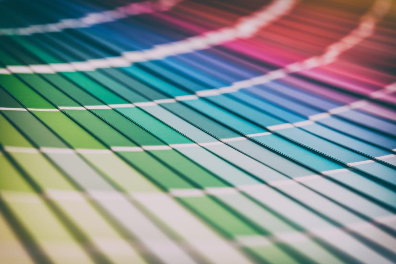Selección de colores para tu marca