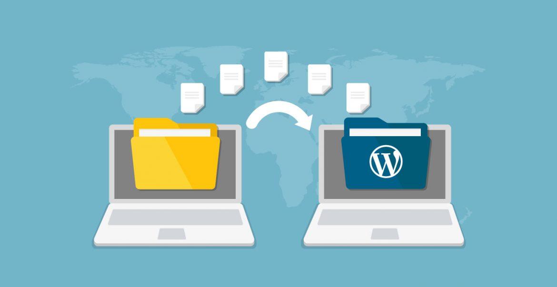 Cómo migrar a WordPress desde Wix, Etsy y Shopify | dinahosting