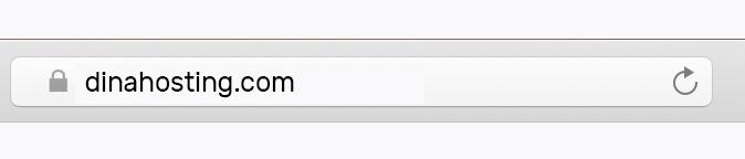 certificados SSL barra navegador