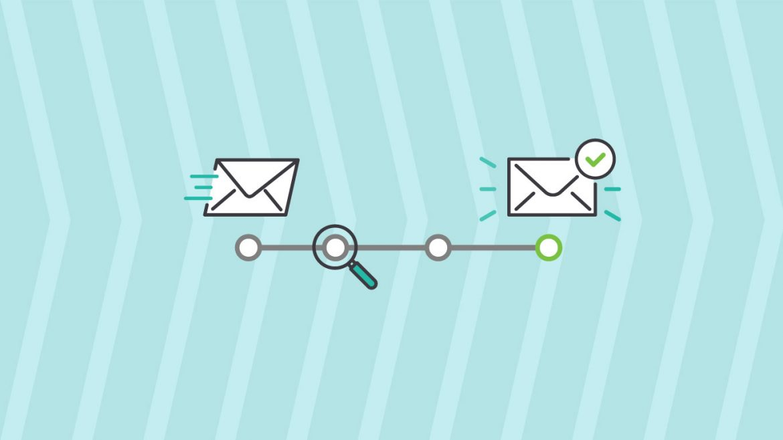 Iconos de seguimiento de email