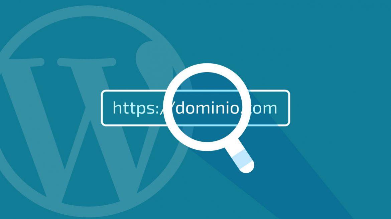 Cómo cambiar dominio en WordPress | dinahosting