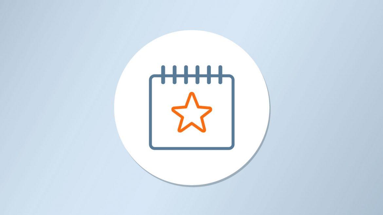 Calendario de eventos tecnológicos 2020 | Dinahosting
