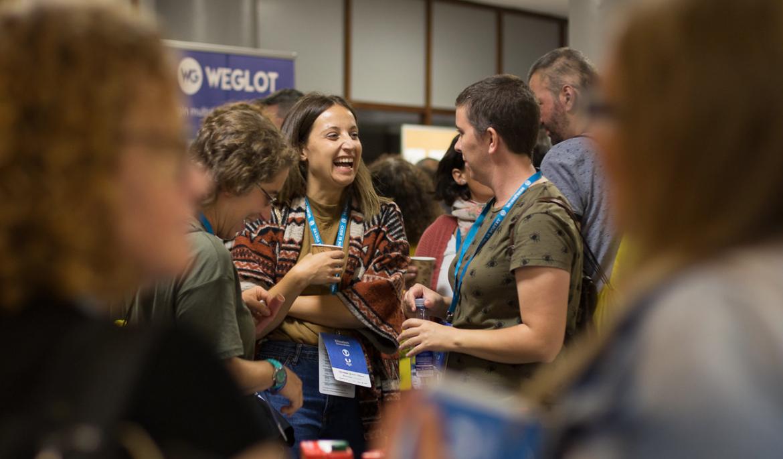 WordCamp Pontevedra 2019. Foto de José Gadea