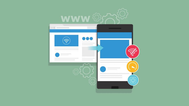 Cómo convertir tu sitio web WordPress en una APP | dinahosting