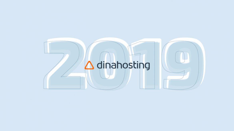Novedades de 2019 en dinahosting