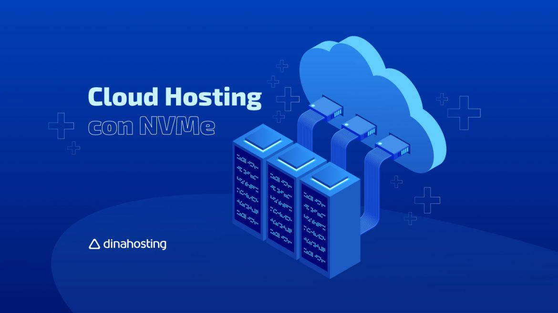 Cloud Hosting con NVMe | dinahosting