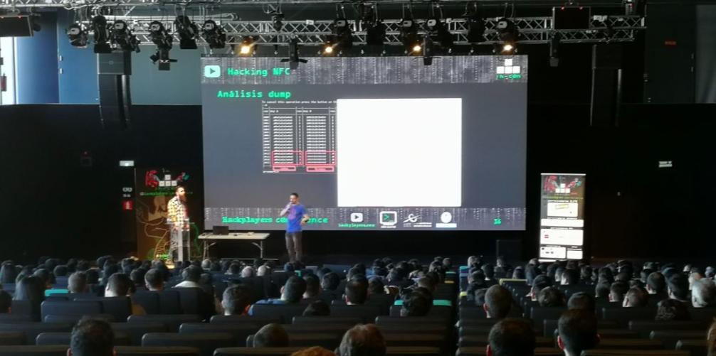 Dinahosting en el evento h-c0n, de hacking y ciberseguridad