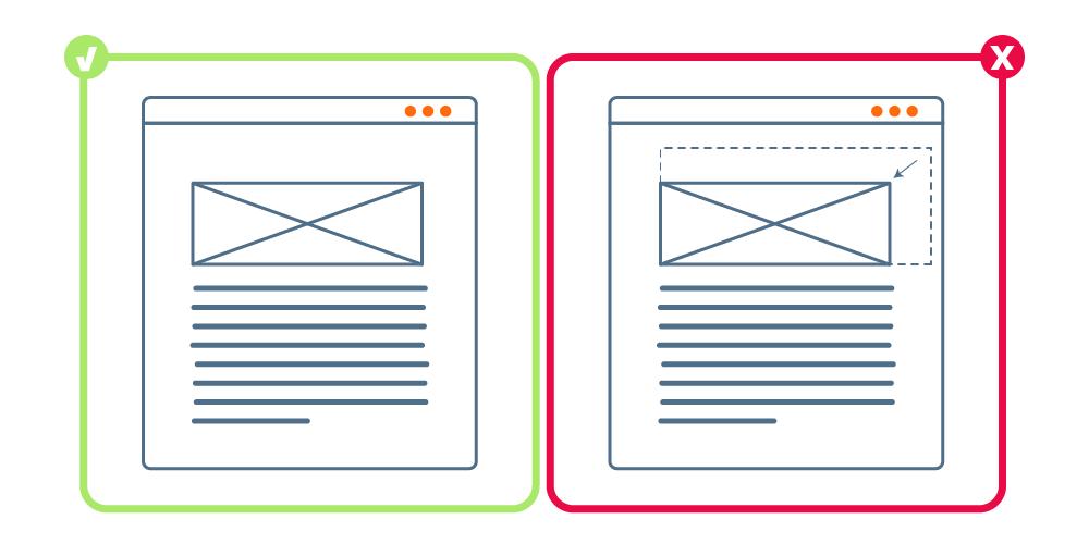 Imágenes bien dimensionadas   Cómo diseñar una web TOP   dinahosting