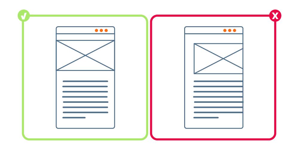 Ejemplo de web responsive | Cómo diseñar una web TOP | dinahosting
