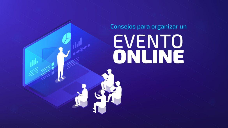 organizar evento online