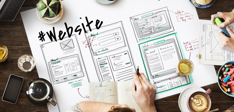 Ejemplos de diseño de layouts para web