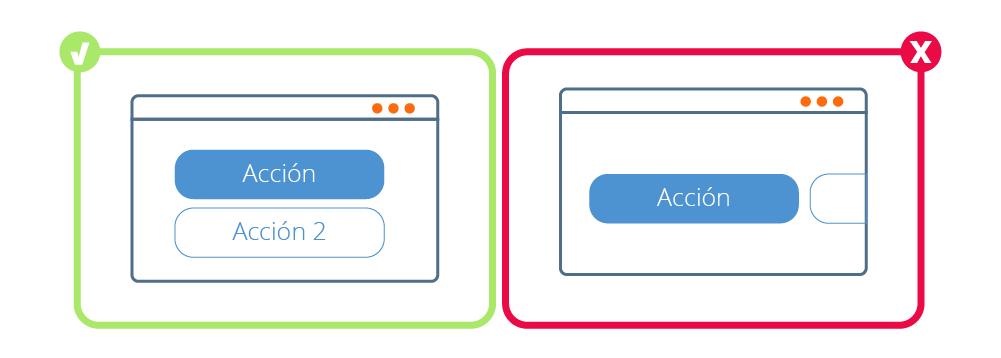 Ejemplo de CTA responsive   dinahosting