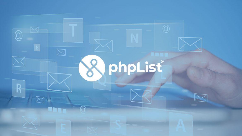 campañas de correo con phpList