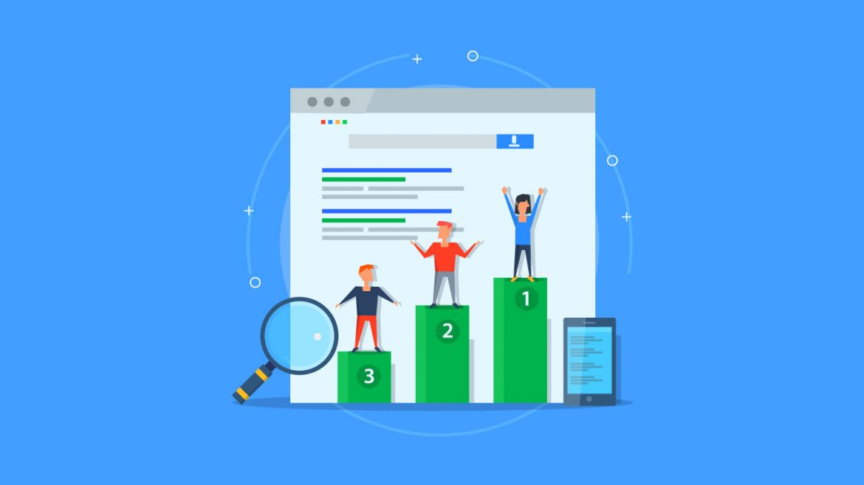 Posicionamiento web en Google | dinahosting