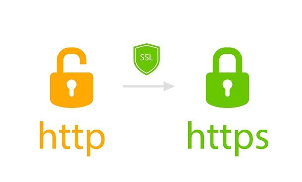 web insegura http