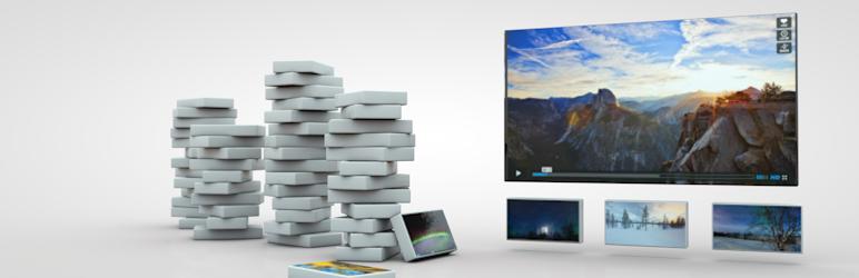 Interfaz plugin Vimeography