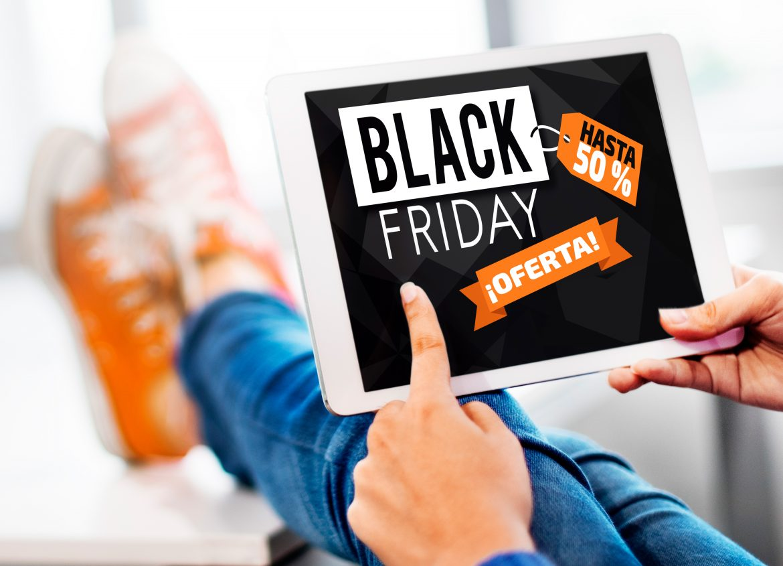 Campaña para Black Friday