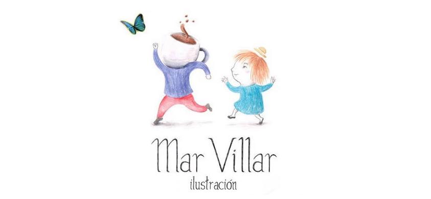 Portada web ilustradora Mar Villar