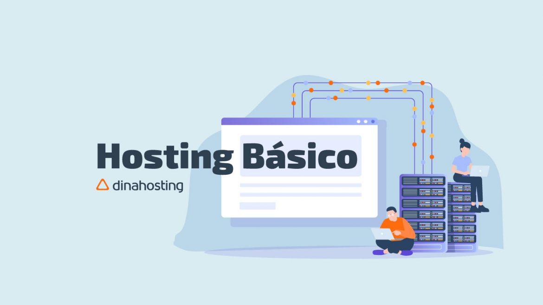Hosting Básico dinahosting