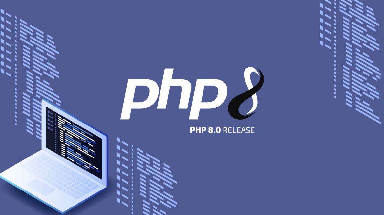 Novedades PHP 8.0 | Imagen de dinahosting