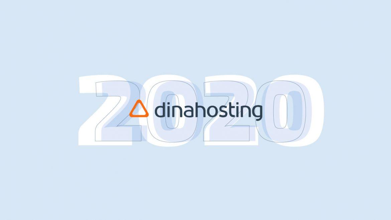 novedades dinahosting 2020