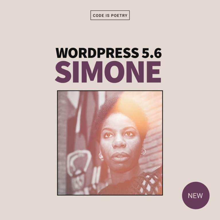 novedades wordpress 5.6