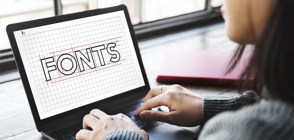 Fuentes para tu web