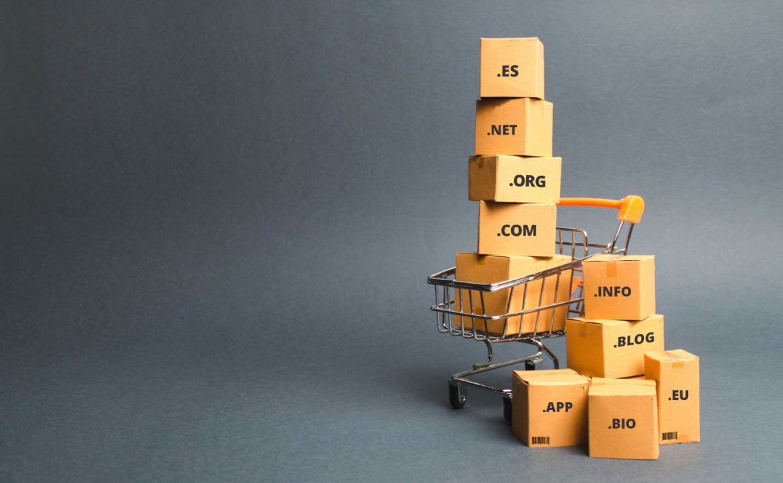 Comprar dominio en dinahosting
