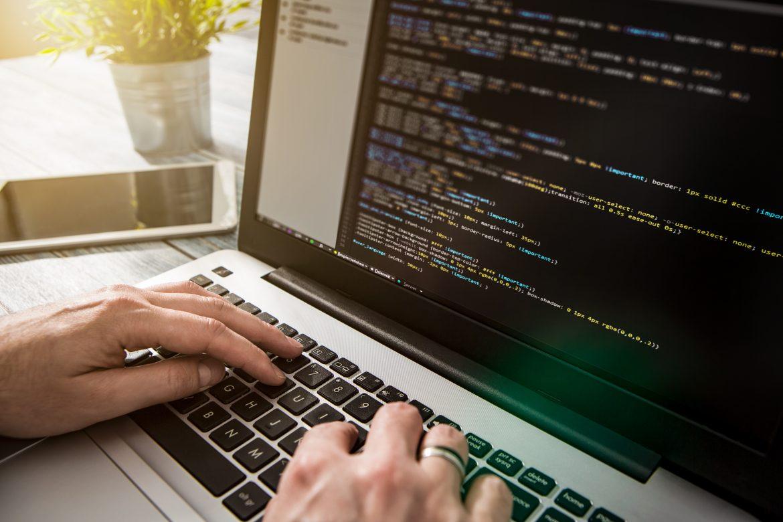 Escritura código