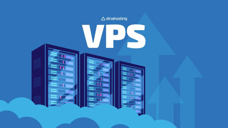 Aumento espacio VPS dinahosting