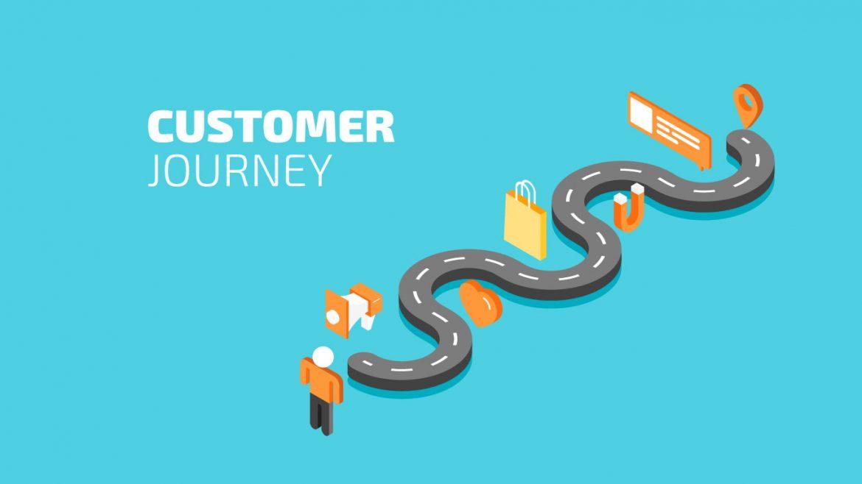 gráfico customer journey