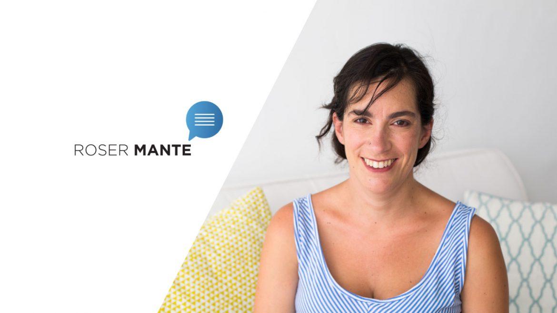 Entrevista a Roser Manté