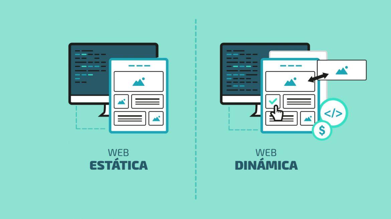 Web estática o dinámica