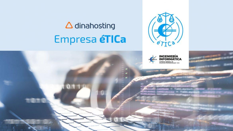 dinahosting empresa ética