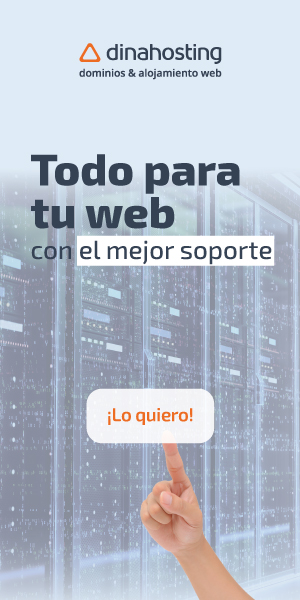 Dinahosting: dominios y alojamiento web